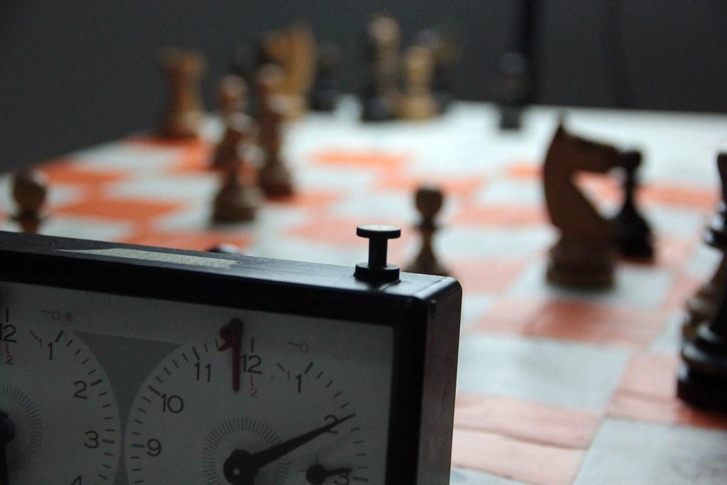 Copa Brasil de Xadrez para Deficientes Visuais