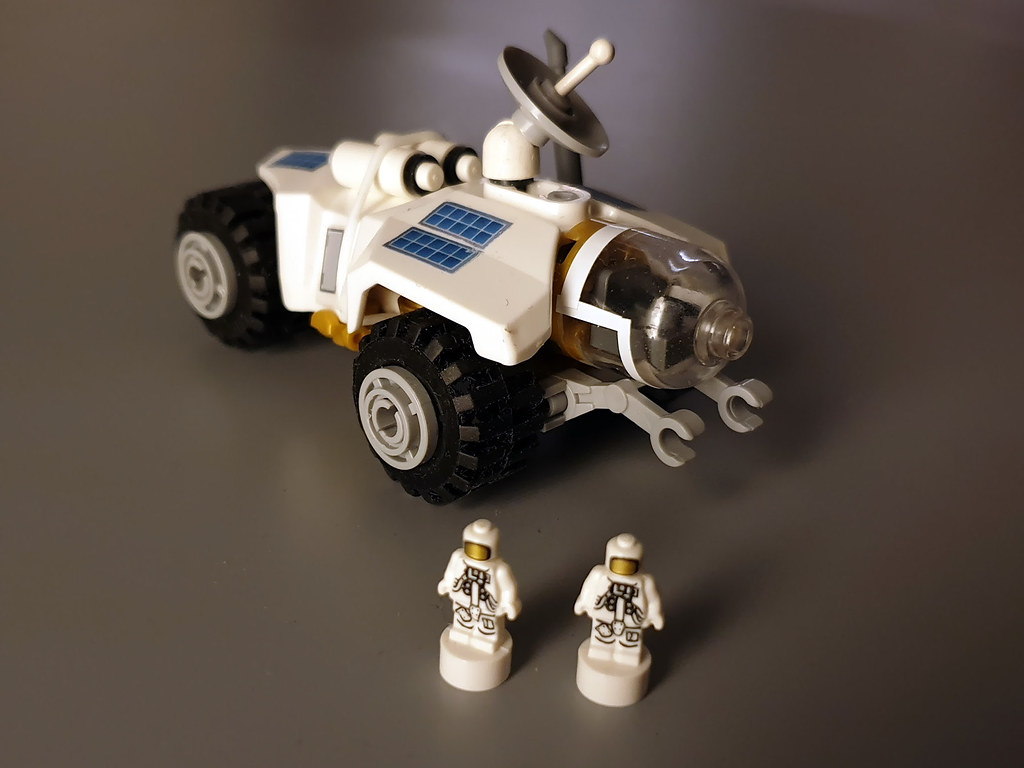 P3-AC3 Exploration Rover