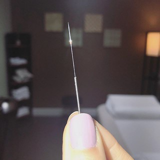 To my patients: I'm trained to properly place these. The body runs on an intelligence we don't fully comprehend. I often get the credit for the results. The real magician is YOU. #acupunctureworks | by InThePursuitOfHarmony