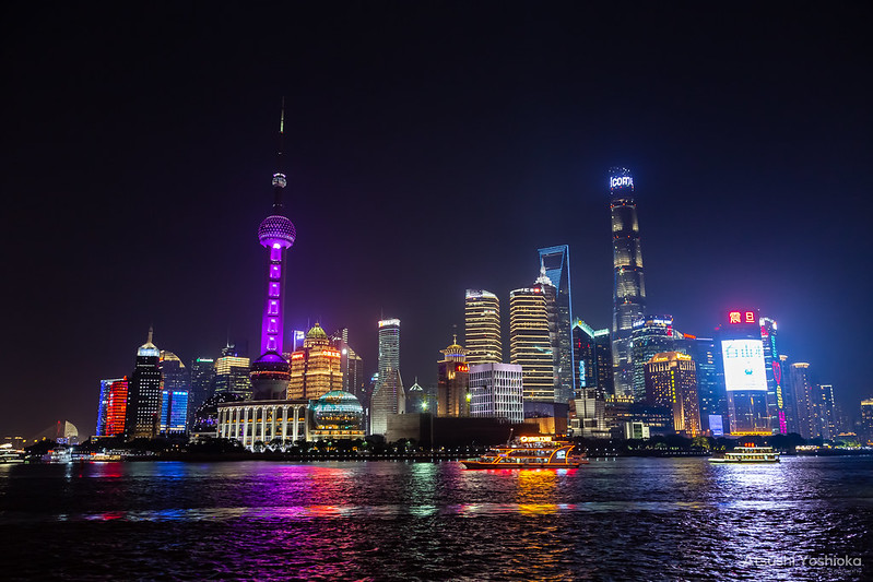 Photography in Shanghai