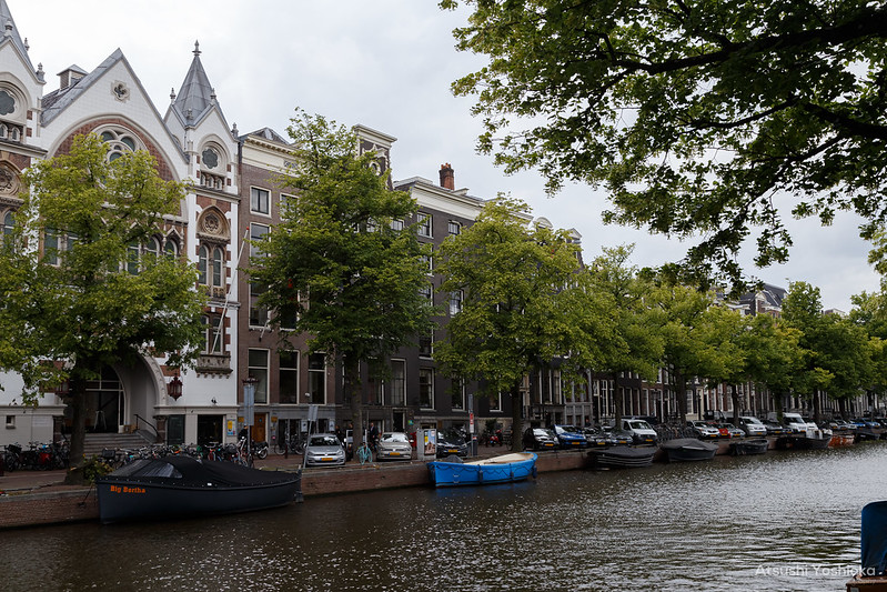 Photography in Amsterdam