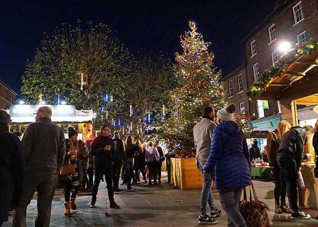 Christmas Time - York