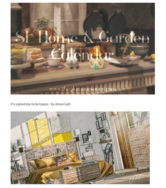 SL Home & Garden Calendar November 2019