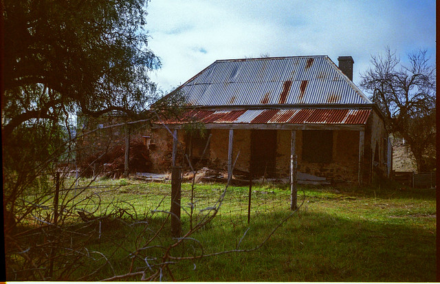 Abandoned Cottage - Barossa Valley