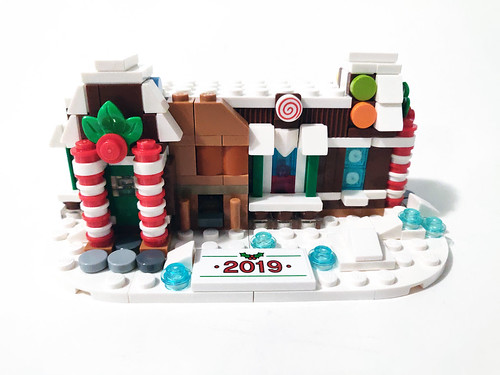 LEGO Seasonal Creator Mini Gingerbread House (40337)