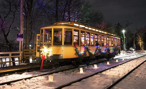 Minnesota Streetcar Museum #1300