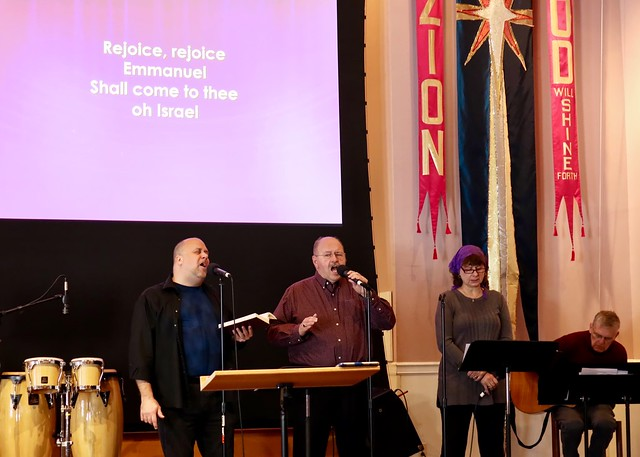 Worship Service with Pastor Don Beachy (12/8/2019) - Opening Hymn