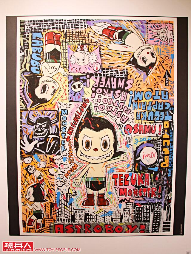 讓我們感受到手塚治虫更多的面貌!【Another Side of Tezuka】團體展覽 at The Little Hut 現場報導