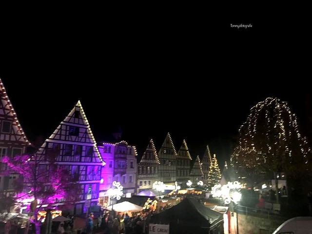 The Christmasmarket from Calw in the Black Forest