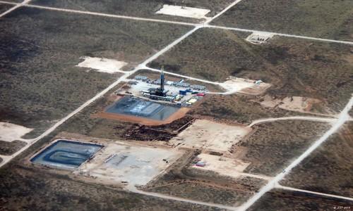 aerialview businesstrip geo:lat=3195323823 geo:lon=10221071730 geotagged maftoiah midland texas viewfromwindow windowseat zeesstof