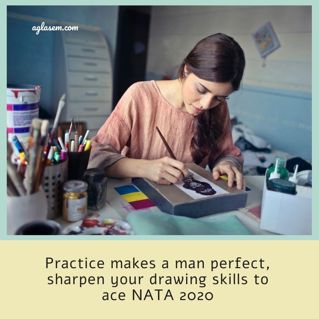 NATA 2020 preparation