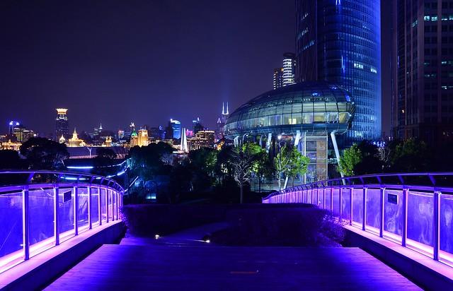 Shanghai - Night View