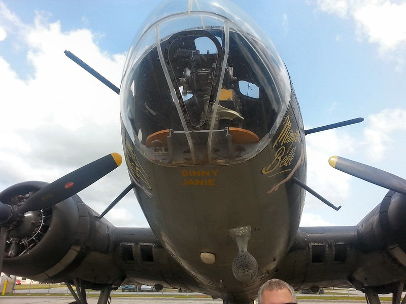 B-17F Flying Fortress Memphis Belle 2