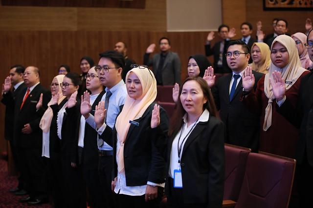 09122019 - Program Bicara Integriti dan Antirasuah Sempena HARA 2019 Peringkat Negeri Sabah