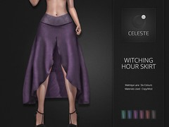 CELESTE Witching Hour Skirt