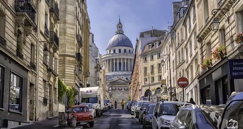 Paris...Pantheon...