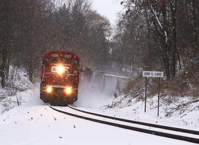 Snowy Speed