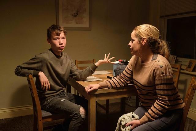 映画『家族を想うとき』photo: Joss Barratt, Sixteen Films 2019