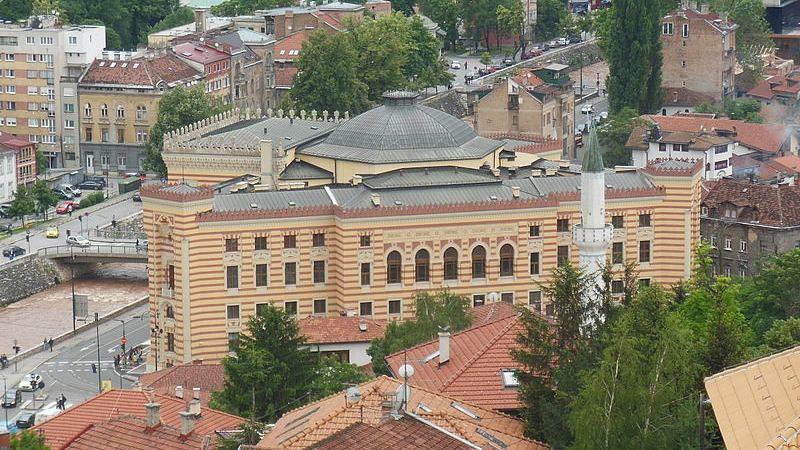 best places to visit in sarajevo