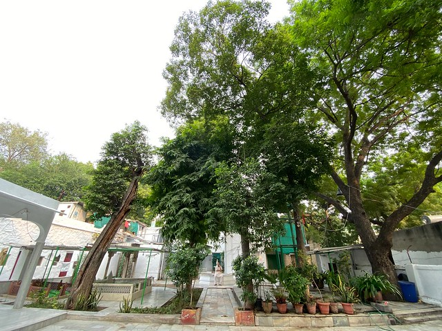 City Faith - A Secretive Sufi Shrine, Connaught Place