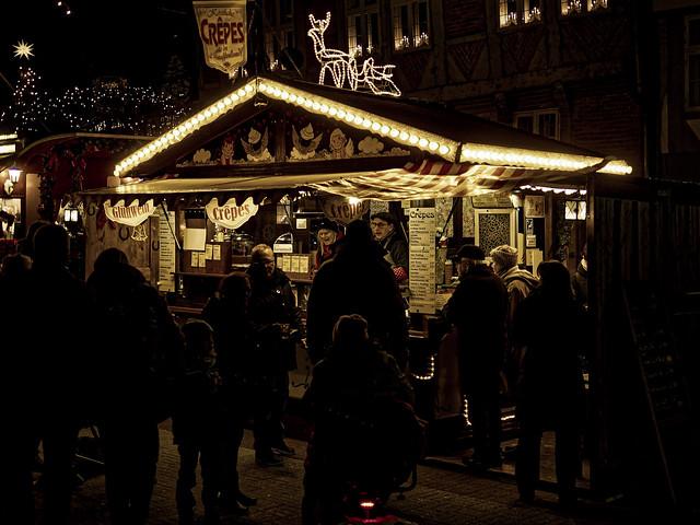 Wolfenbüttel, Weihnachtsmarkt