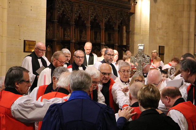 Consecration of Bishop Andrew Forster