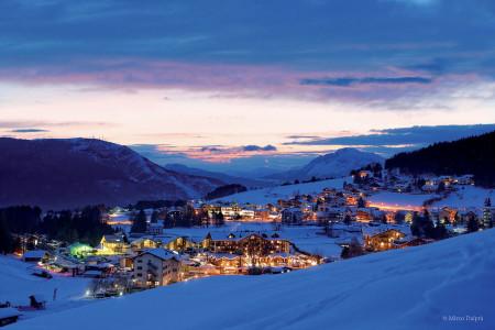 Alpe Cimbra - 100 km rodinných sjezdovek oceňují Ted Ligety i Mikaela Shiffrin