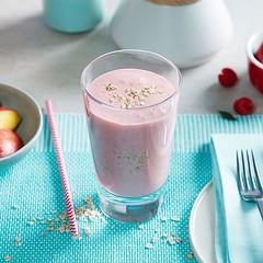 Pink Smoothie 😍  #smoothie #batidos #desayunosaludables #batidosdefruta #batidosnaturales #recetasaludables⠀⠀ #licuadosaludable #bebidassaludables #bebidavegetal⠀ #licuadoverde #bebidasnaturales #jugossaludables⠀ #licuadodefrutas #jugosnaturale