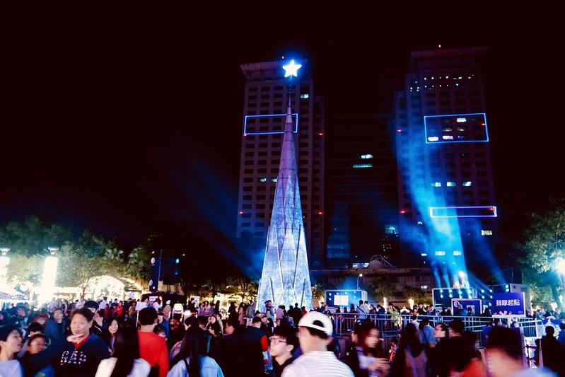 新北歡樂耶誕城2019