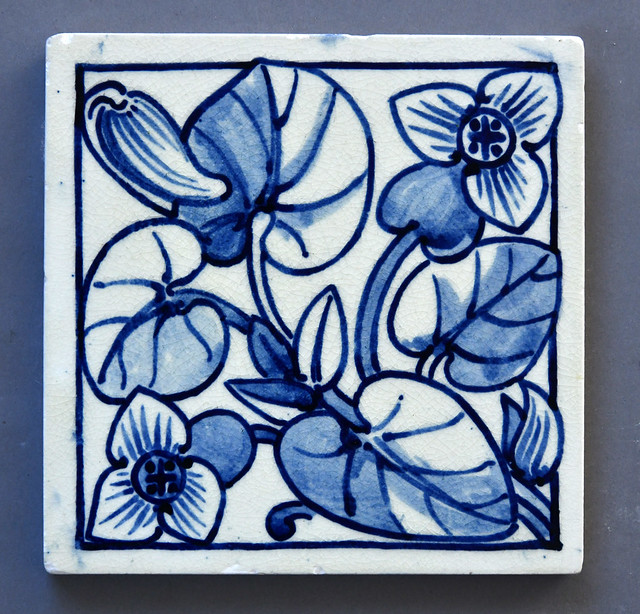 Mintons Art Pottery Studio tile
