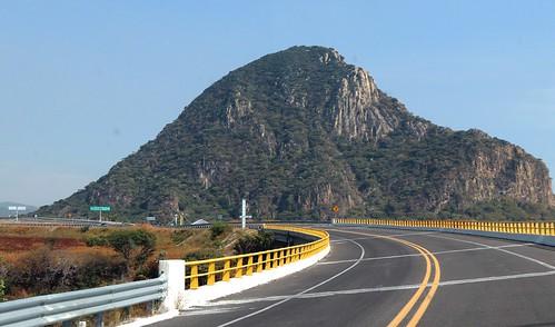 Road to Puebla ~ Mexico