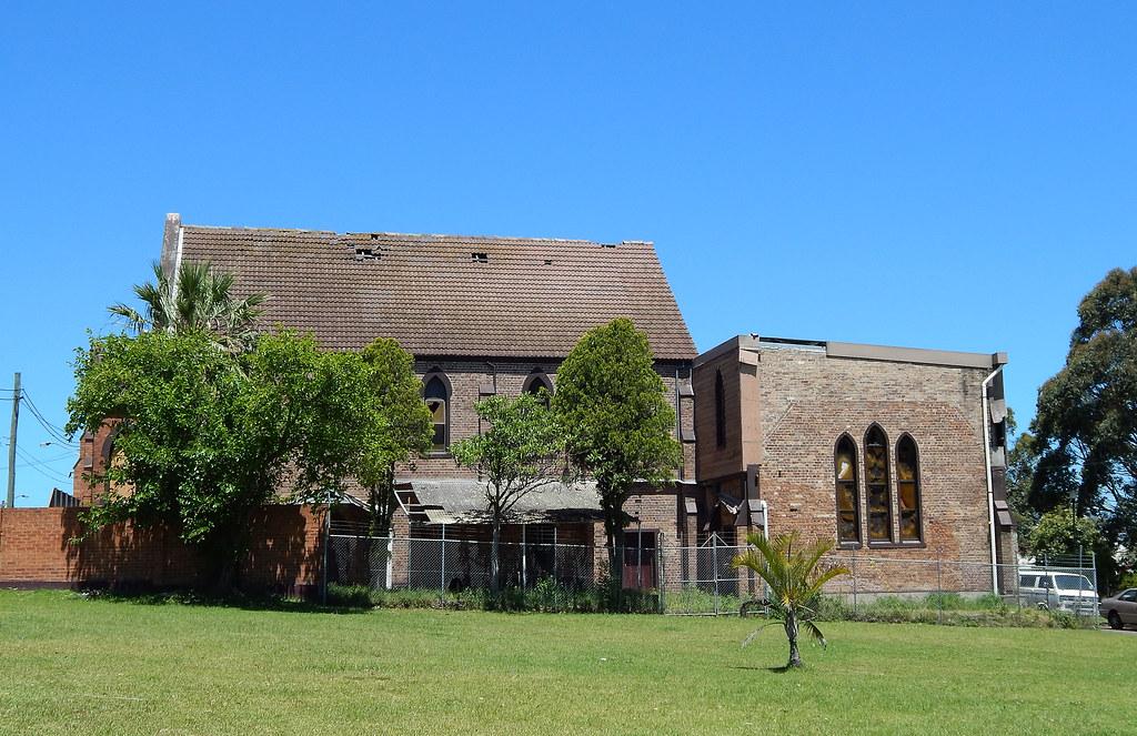 Former Church, Sydenham, Sydney, NSW.