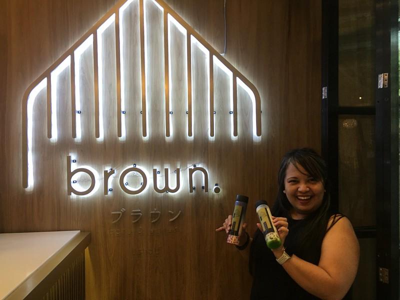 Brown Cafe, BGC