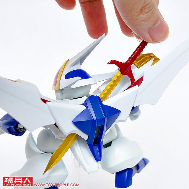 比例超棒的「☆」魔神終於發售!NXEDGE STYLE《魔神英雄傳2》第一彈『新星龍神丸』開箱報告