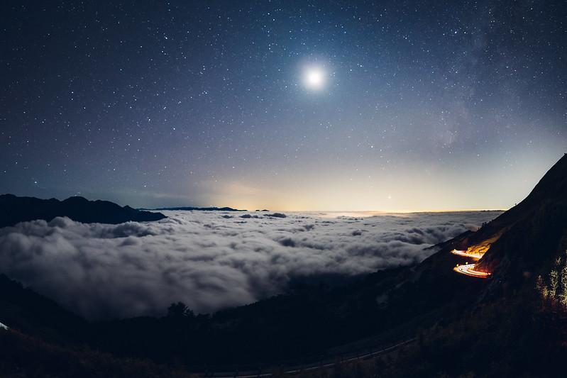 合歡山雲海|TAIWAN