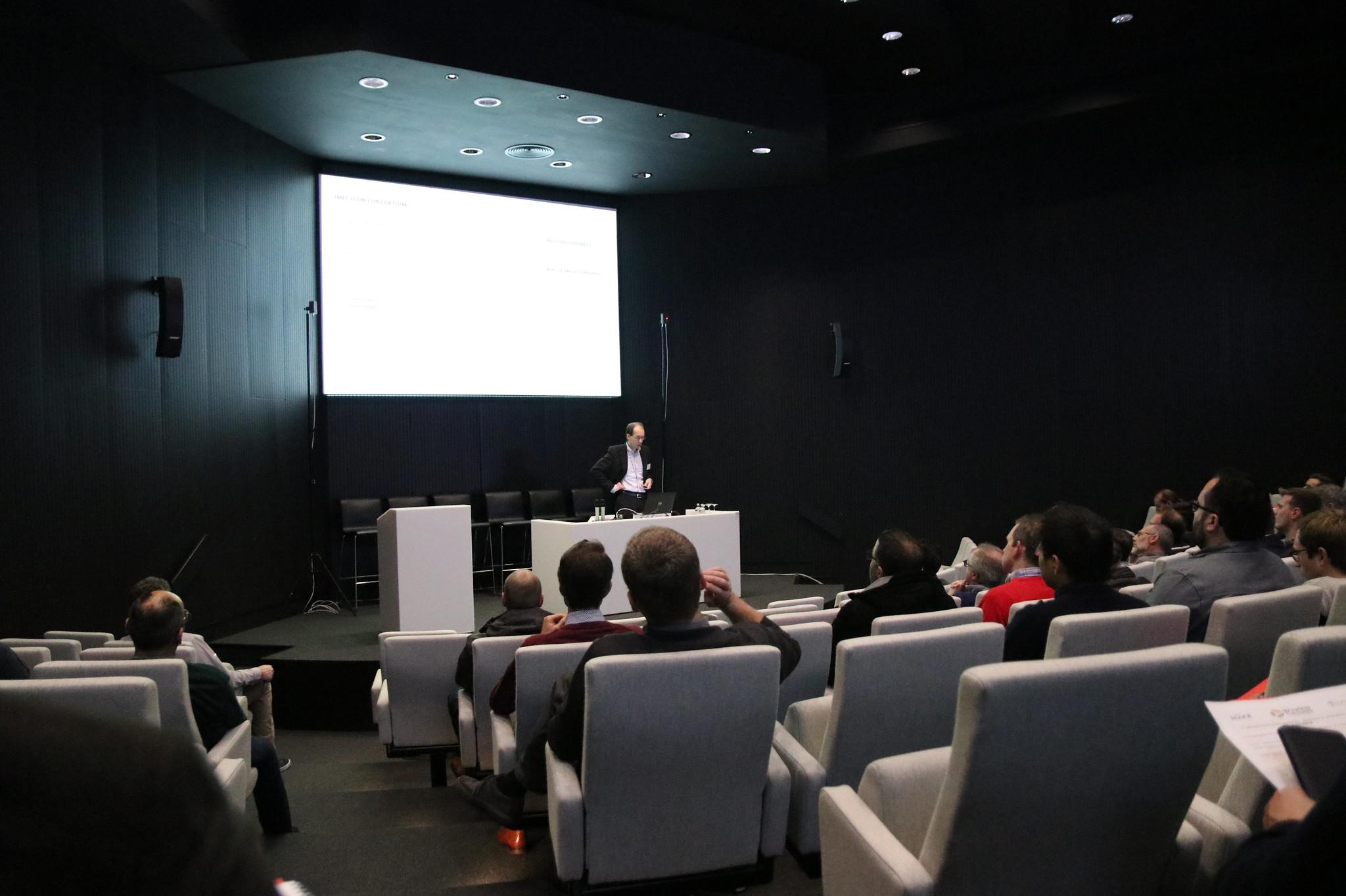 20191206 Wireless Community workshop @ Imec (Smart Connectivity)