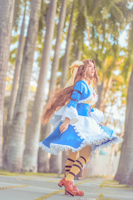 Nunnally in Wonderland