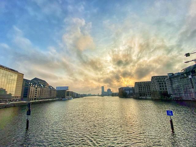 Berlin - Oberbaumbrücke