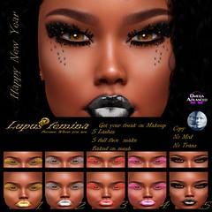 """Lupus Femina"" Get Your Freak On - Genus/ Omega/ BOM"