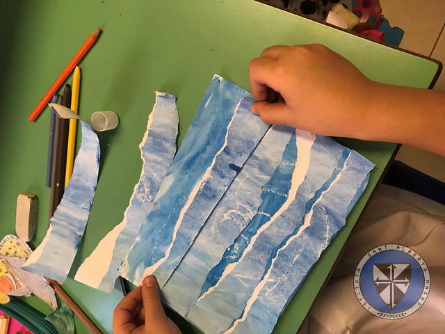 Laboratorio Arte classe 2^- Il Mare