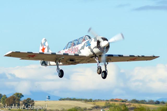 Yak-52 EC-IAJ