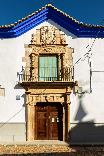 Palacio de los Torremejía