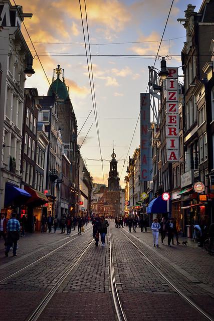 Amsterdam, Netherlands 阿姆斯特丹,荷蘭