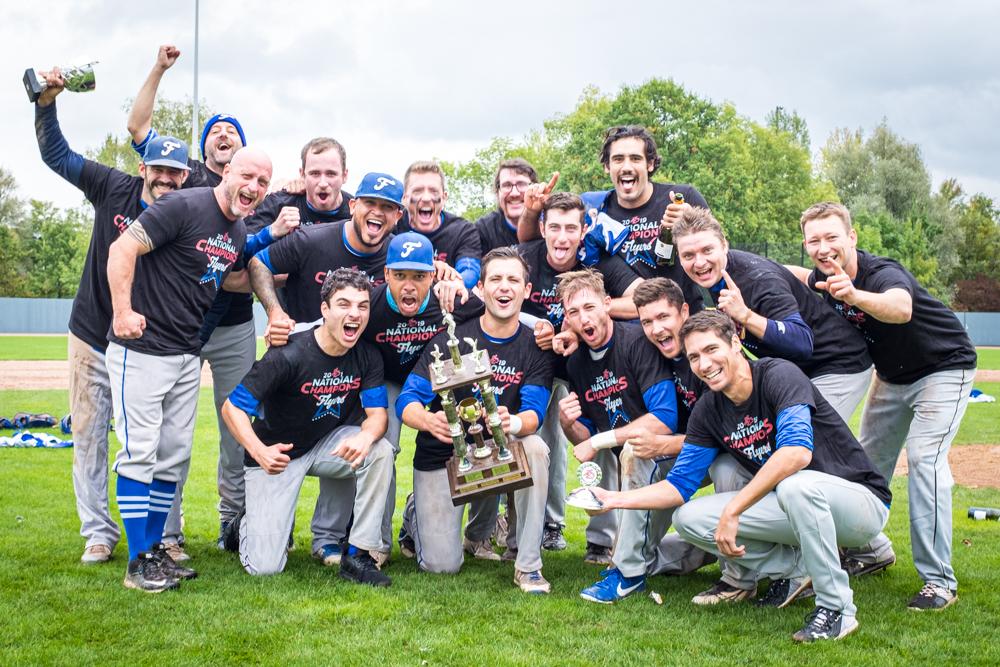 Baseball NLA - 2019