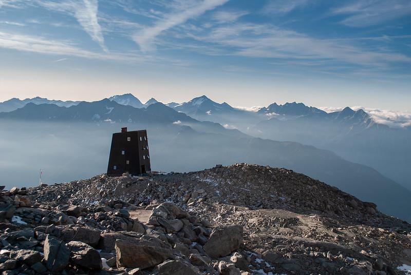 Zillertaler Alpen, Gletsjertocht