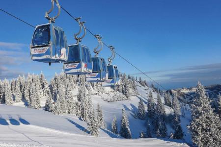 Vyhlášení vítěze soutěže Poznej a vyhraj: blízké alpské středisko pro rodiny