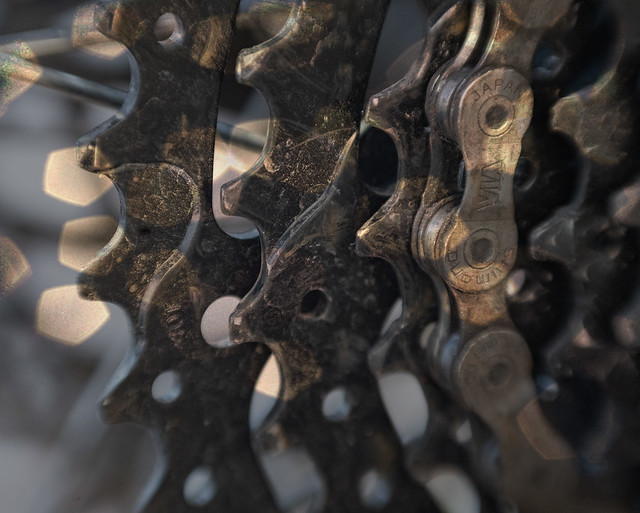The Gritty Bicycle Chain - HMM!