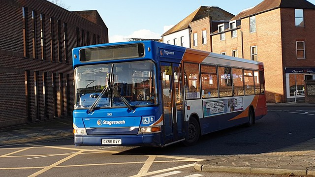 Stagecoach South 35121 (GX56 KVY) Chichester 9/12/19