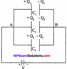 MP Board 12th Physics Chapter 2 Electrostatic Potential and Capacitance Important Questions - 16