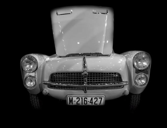 Pegaso Z103 Spider Serra 2. 1956